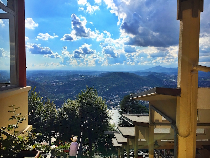 More of the view from Brunate