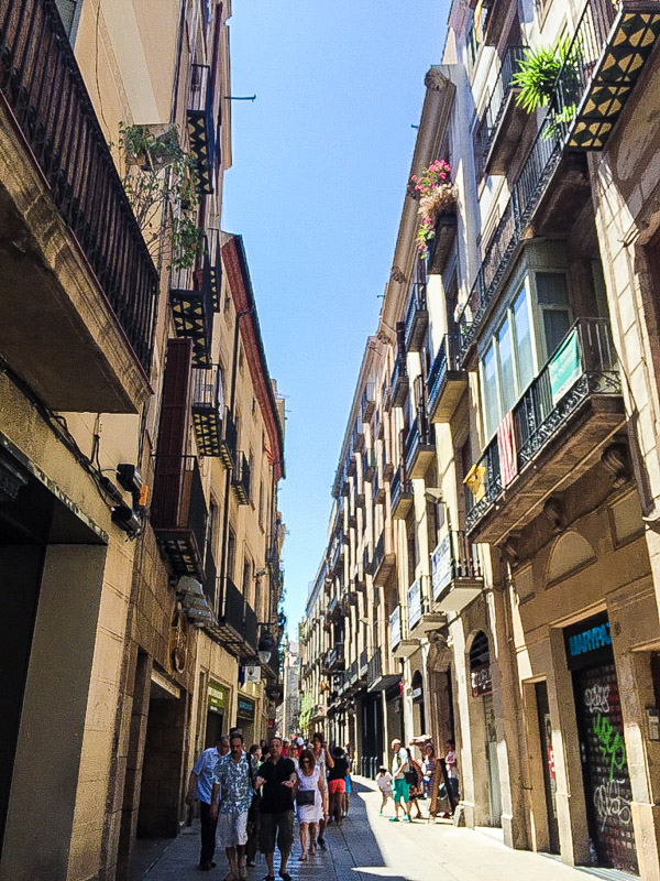Going to miss you Barcelona!