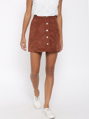 11477030364914-forever-21-rust-orange-mini-a-line-skirt-4761477030364645-1